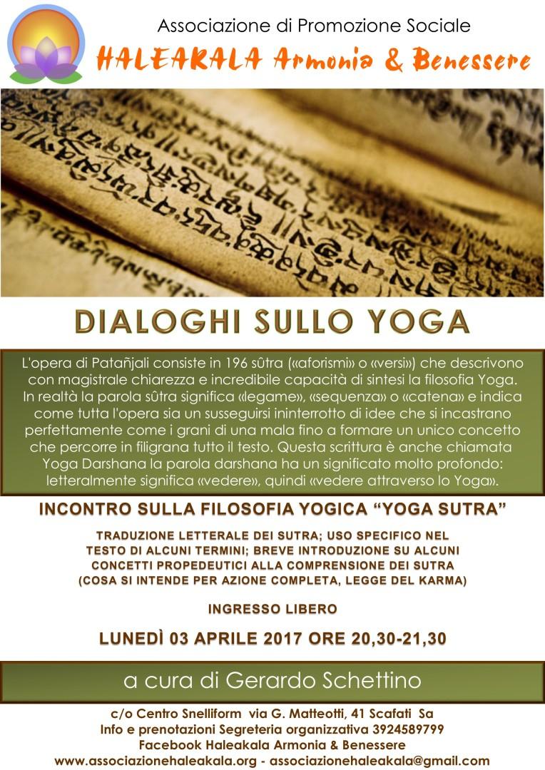Locandina YogaSutra 030417